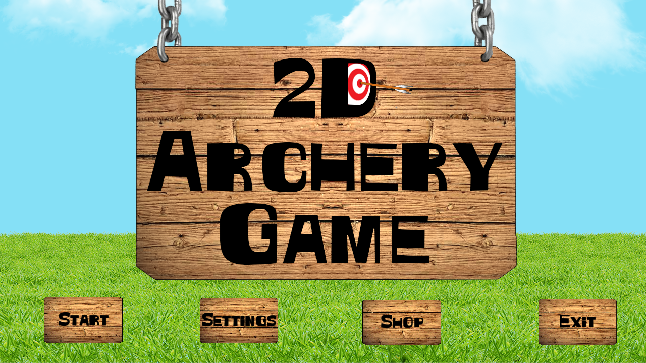 2D Archery Game