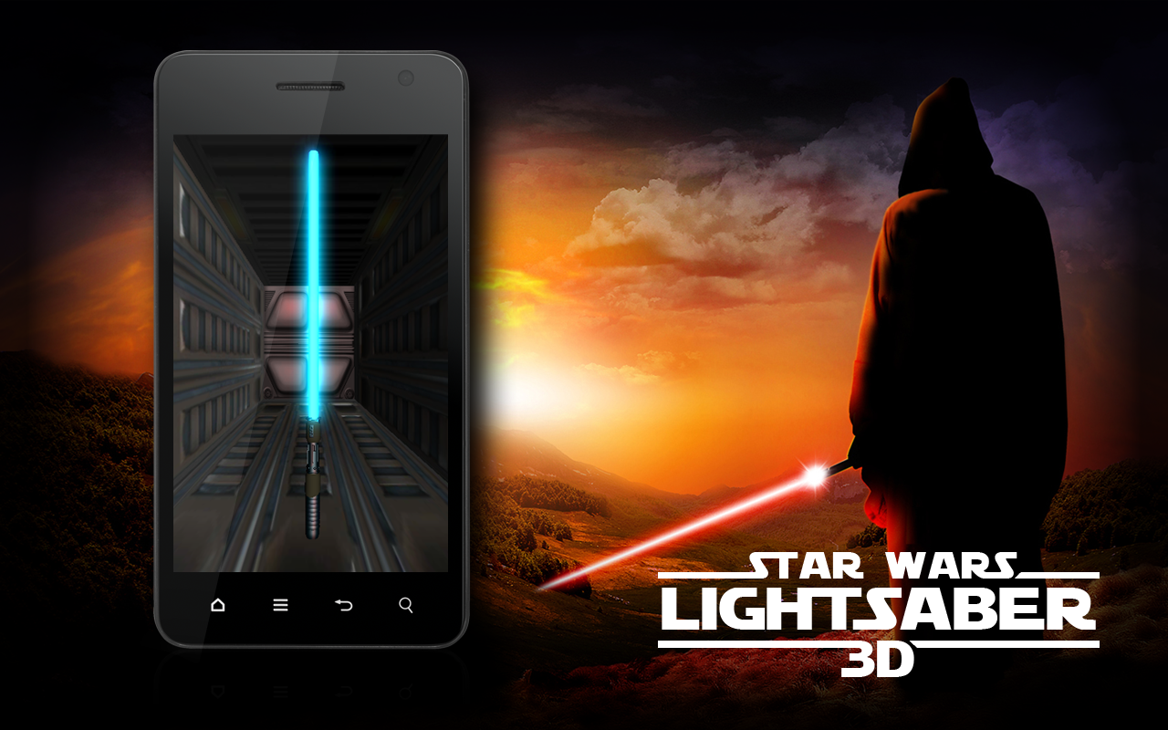 3D Lightsaber (Star Wars)