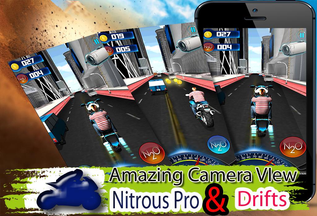 3d Moto Racer