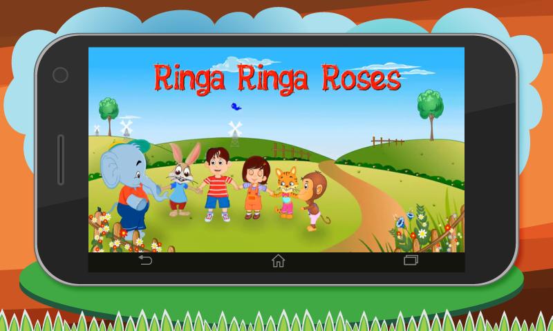 3D Nursery Rhymes for Kids