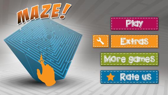 4 Kids: Maze Puzzle