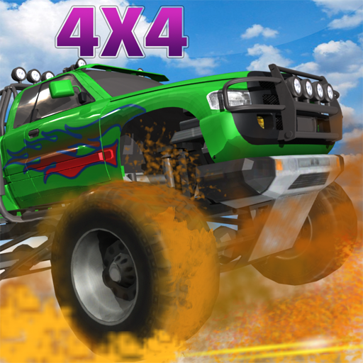 4×4 Off Road Monster Truck
