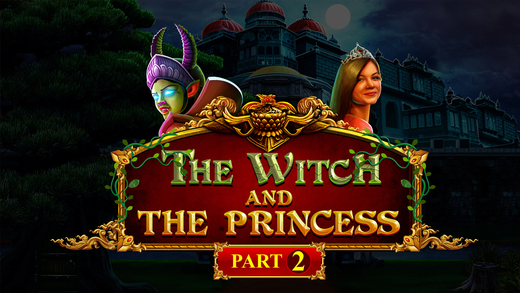 451 The Witch And The Princess 2
