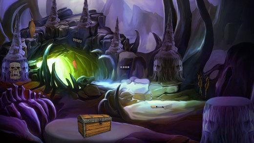 487 The Treasure Hunt