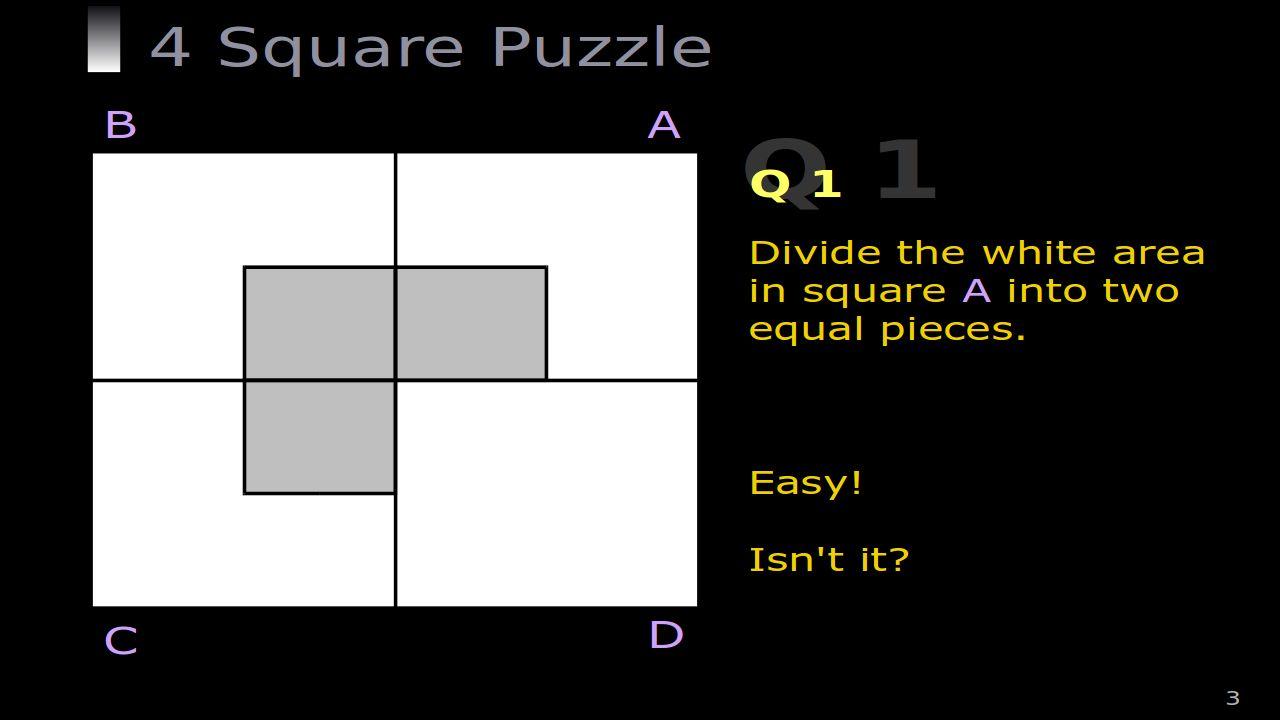 4Square Puzzle cyberbitgame
