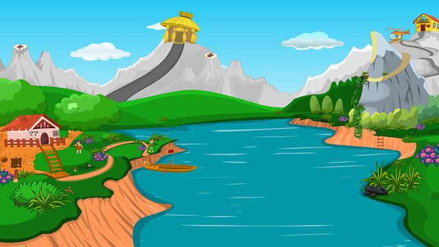 595 Cartoon Treasure Hunt 5