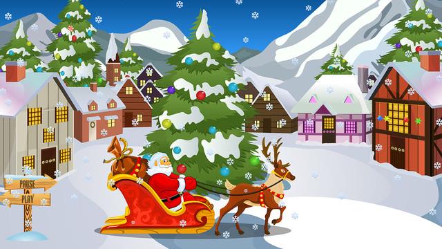 632 Find The Santa Cap
