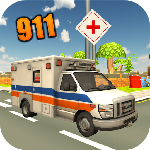911 Ambulance Simulator 3D