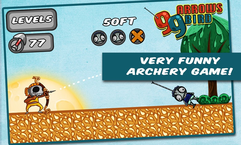 99 Arrows: Bird