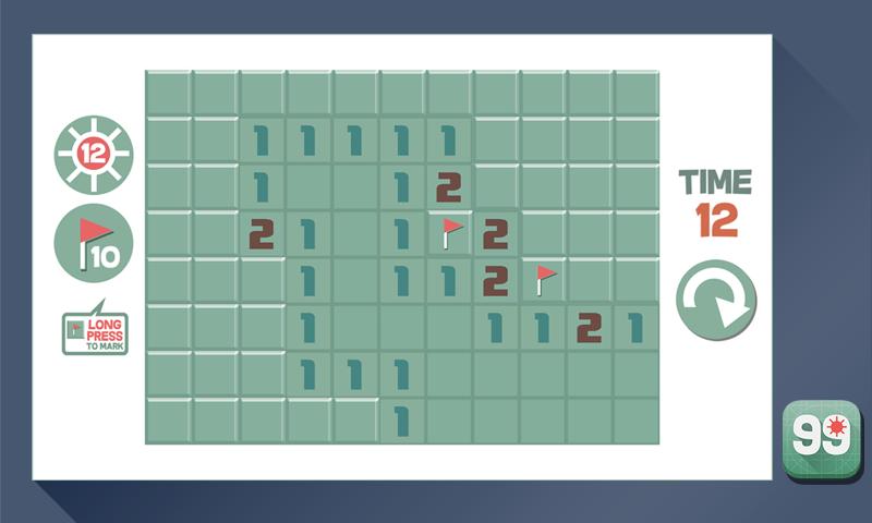 99 Grids Puzzle