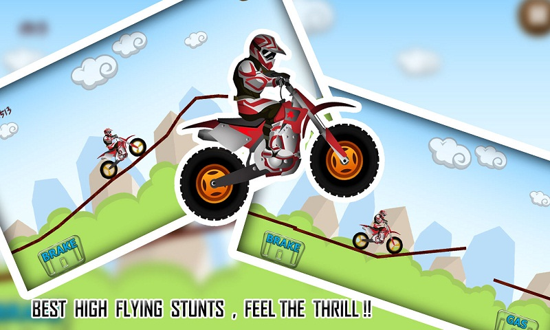 AAA Bike Blitz – Free Endless Extreme Mad Skill Bike Racing Game