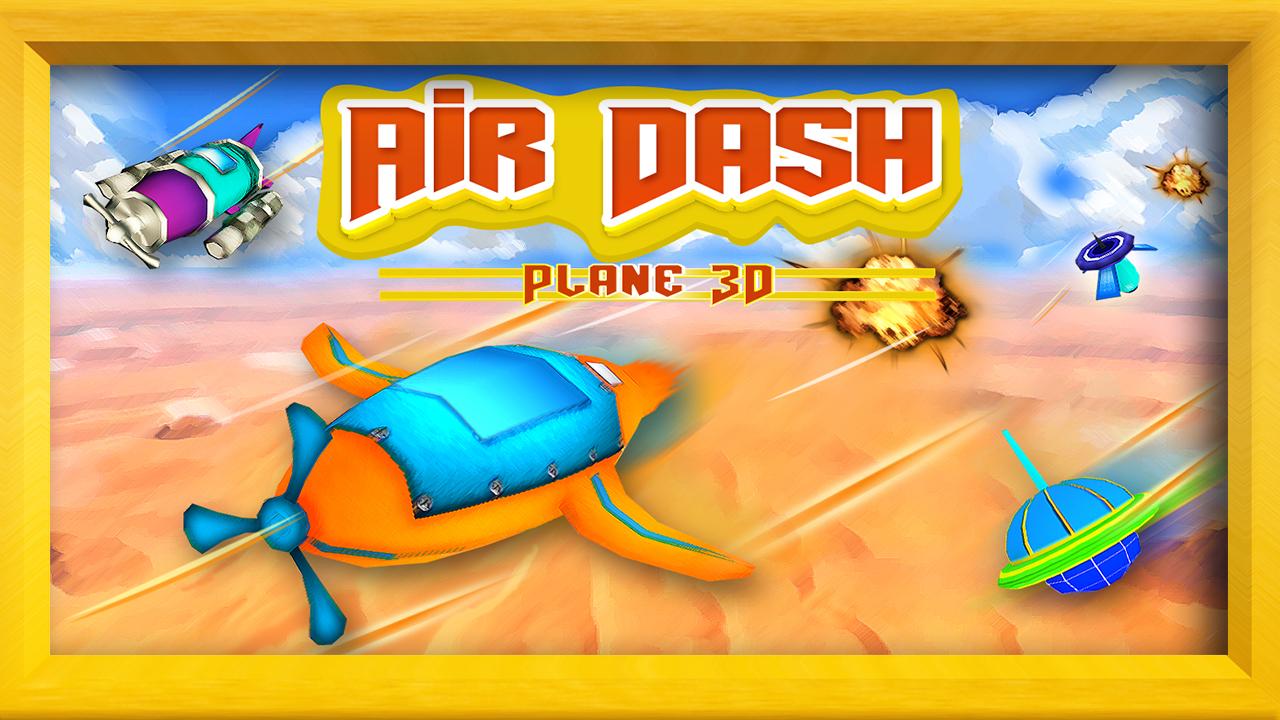 Air Force 3D : Galaxy Dash