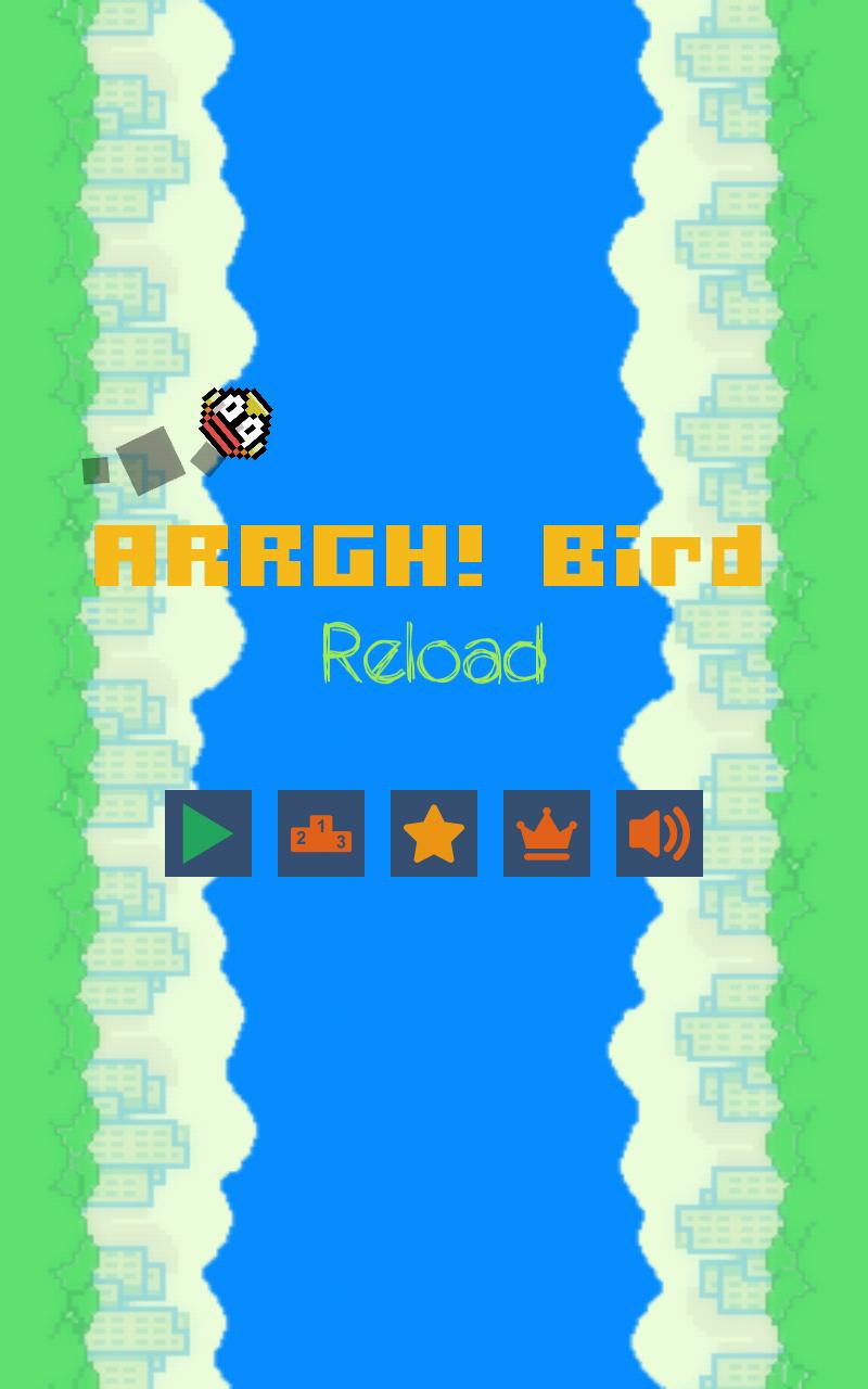 Alpha ARRGH! Bird