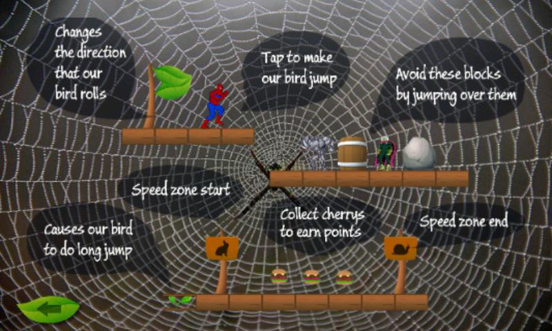 Amazing Spiderm Run