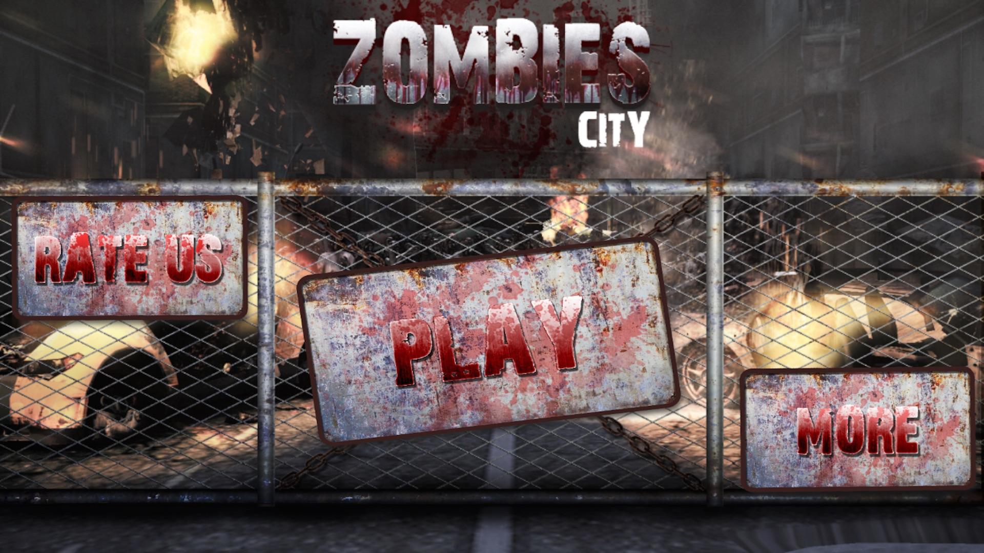 American Zombie City