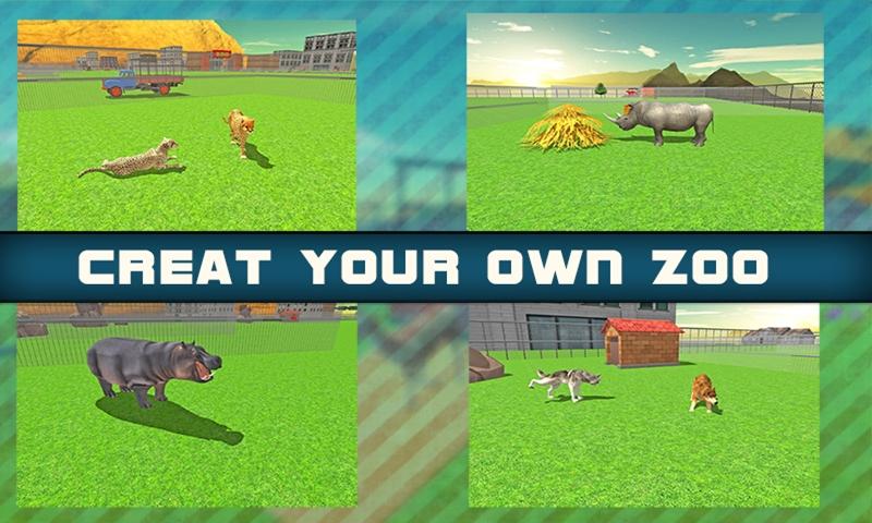 Angry Rhino Revenge Simulator