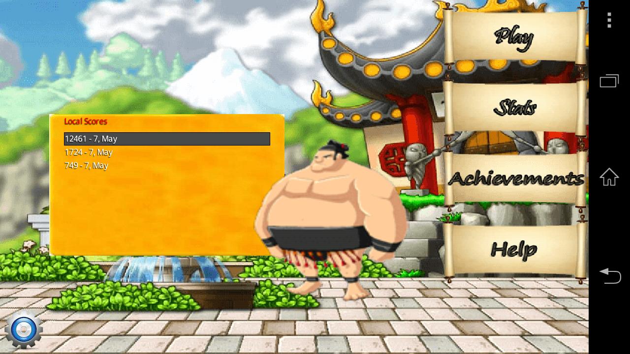 Angry Sumo Ninja