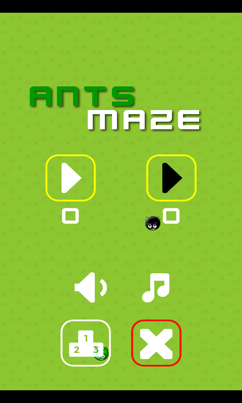 Ants Maze