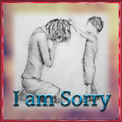Apology Card: I am Sorry