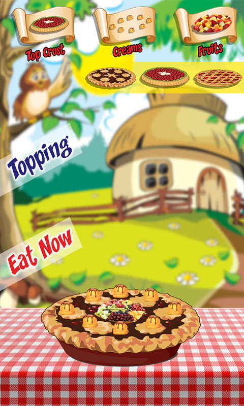 Apple Pie Maker – Cooking