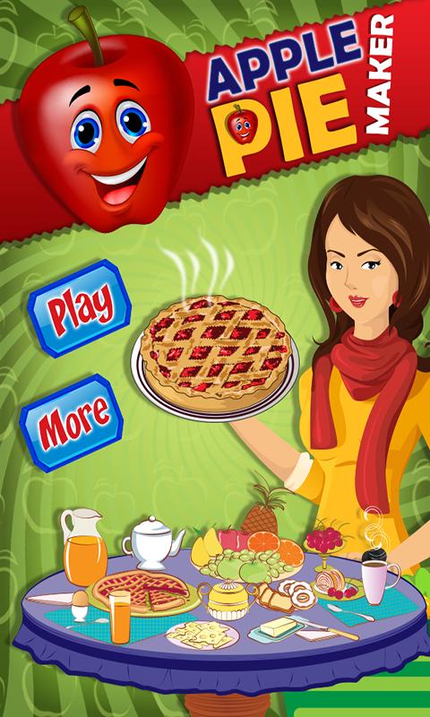Apple Pie Maker – Cooking