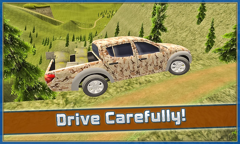 Army Battle field Transport 3D