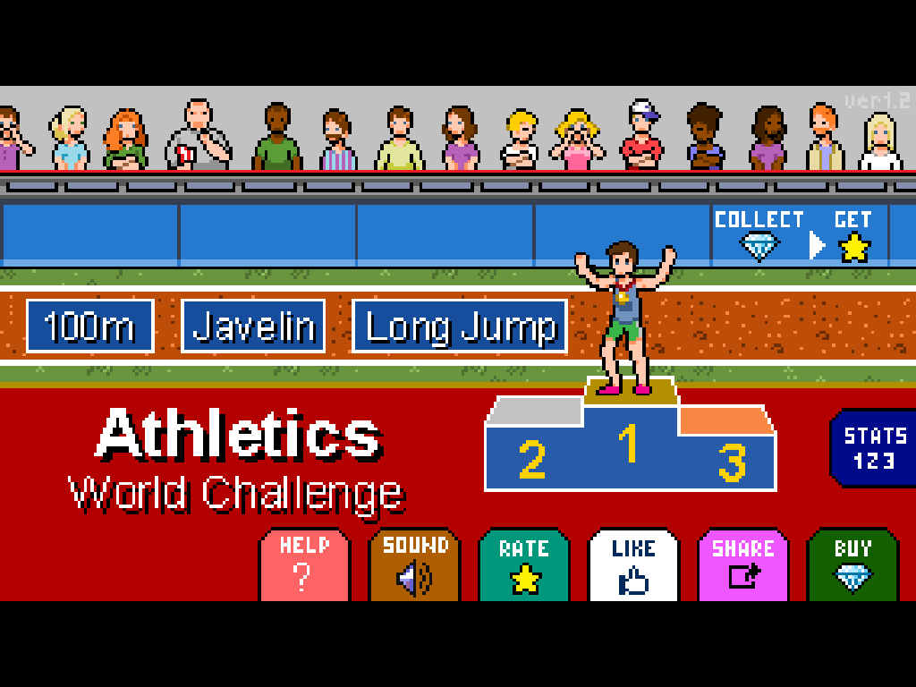 Athletics – World Challenge