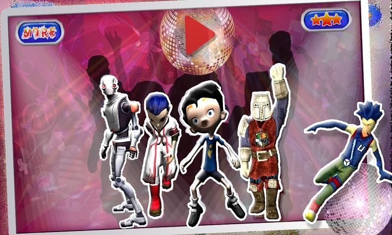 Augment 3d Dance Masters