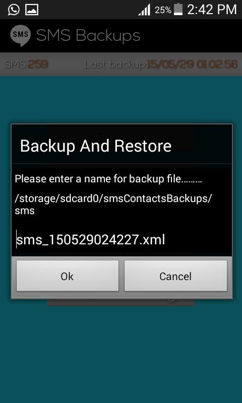 Backup Manager Pro 1.1