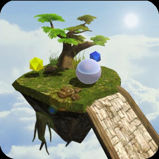 Balance Ball 3D – Sky Worlds