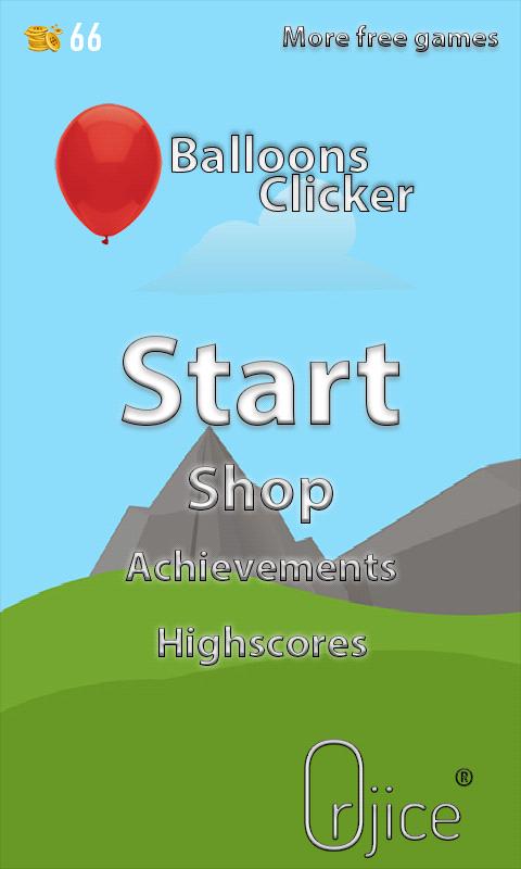 Balloons Clicker