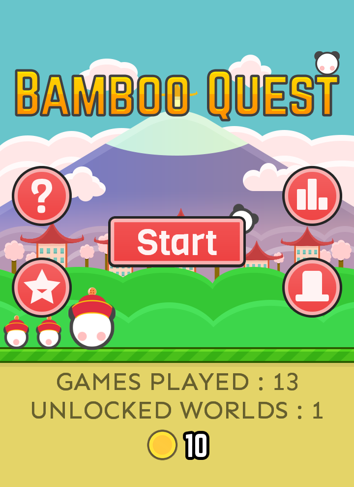 Bamboo Quest