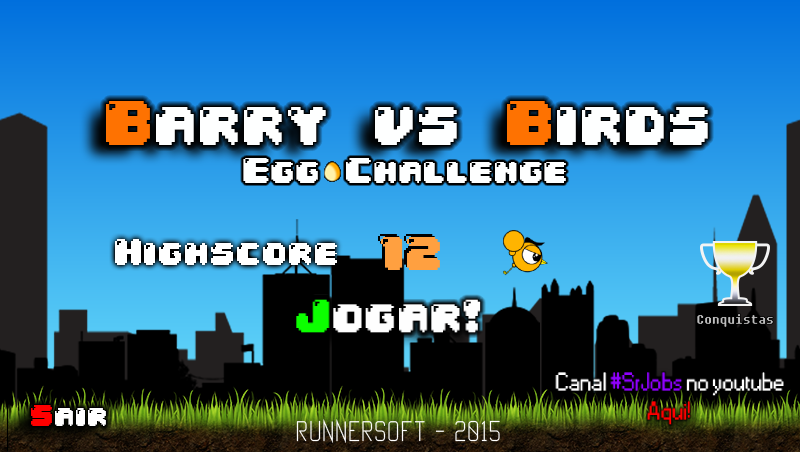 Barry vs Birds