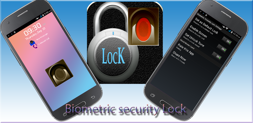 Biometric Security Lock Prank
