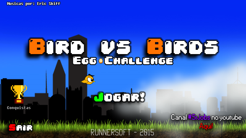 Bird vs Birds: Egg Challenge
