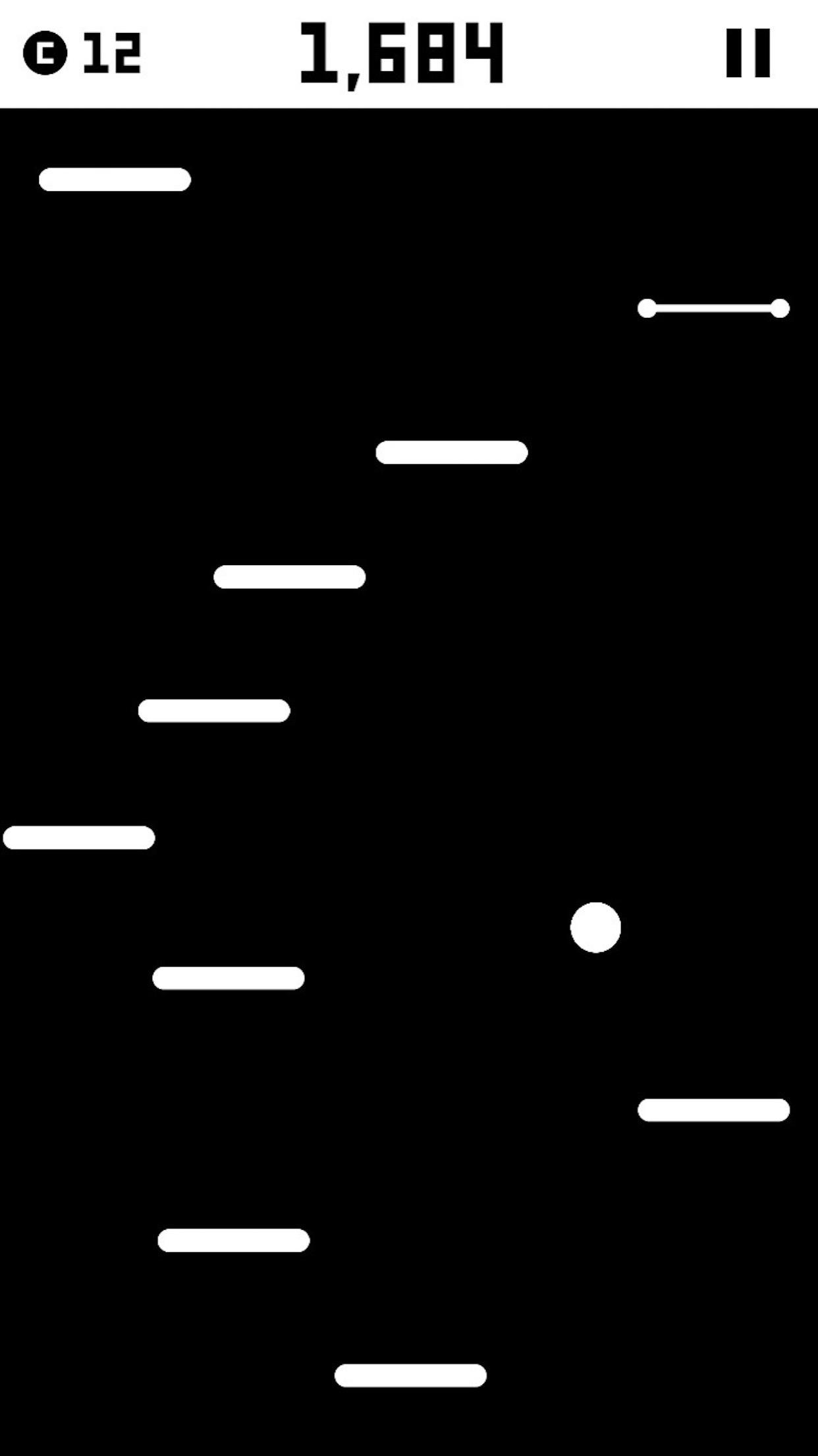Black White – Endless Platformer