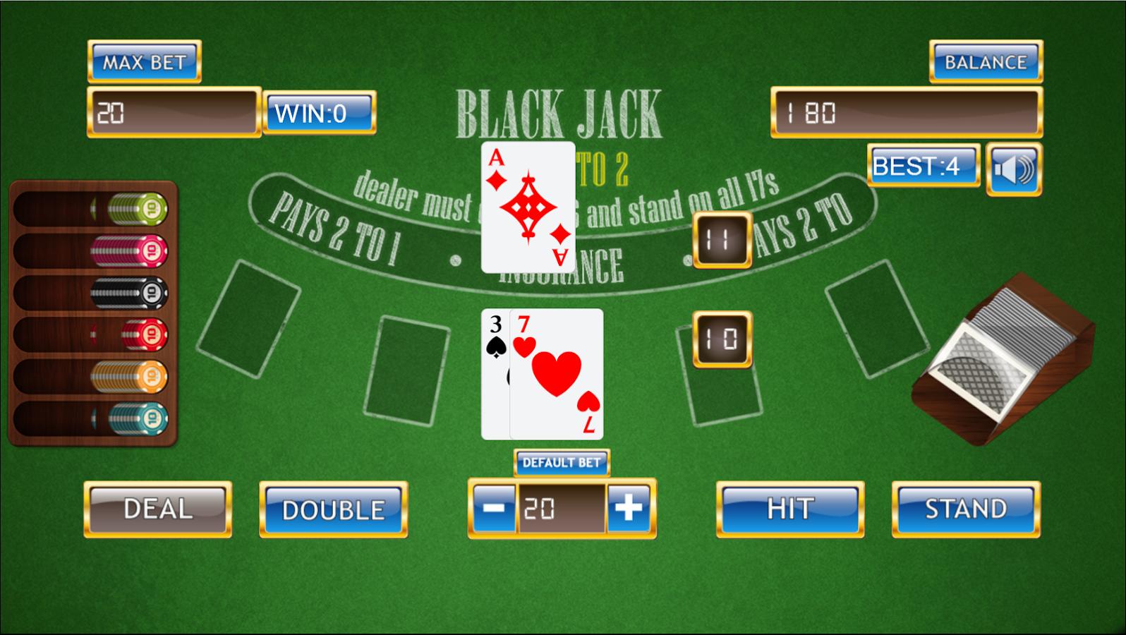 Blackjack 21 Classic Twentyone