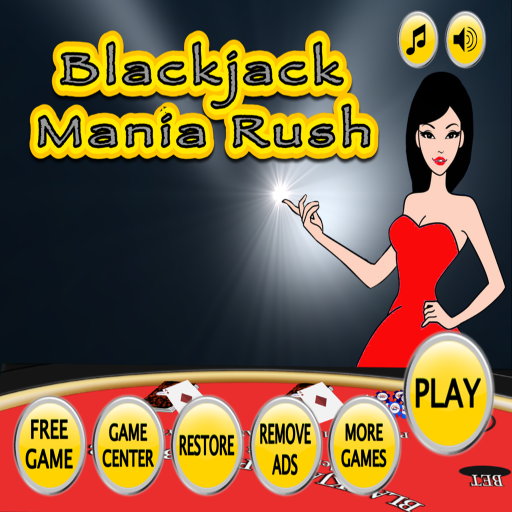 Blackjack Mania Rush Free