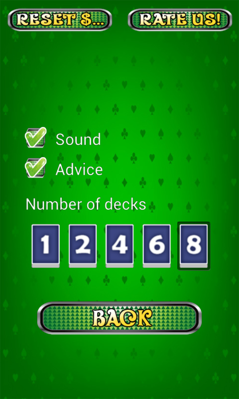 Blackjack Offline