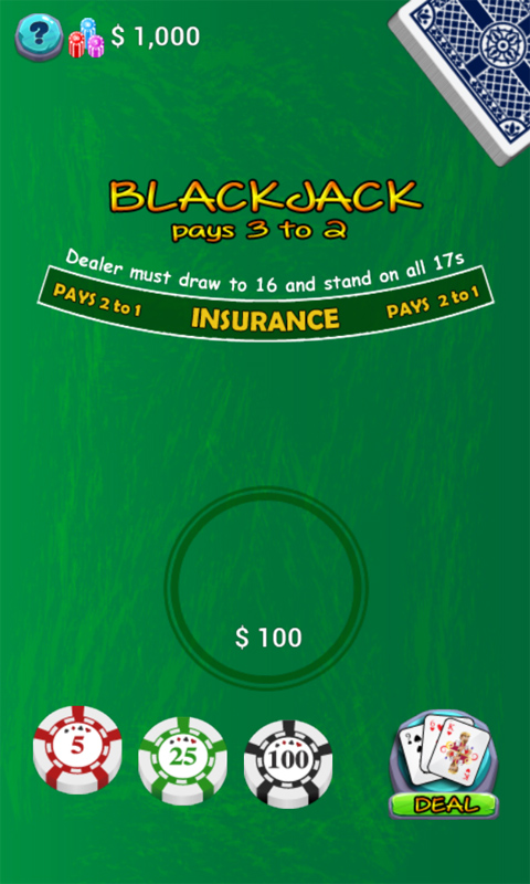 Blackjack Rush