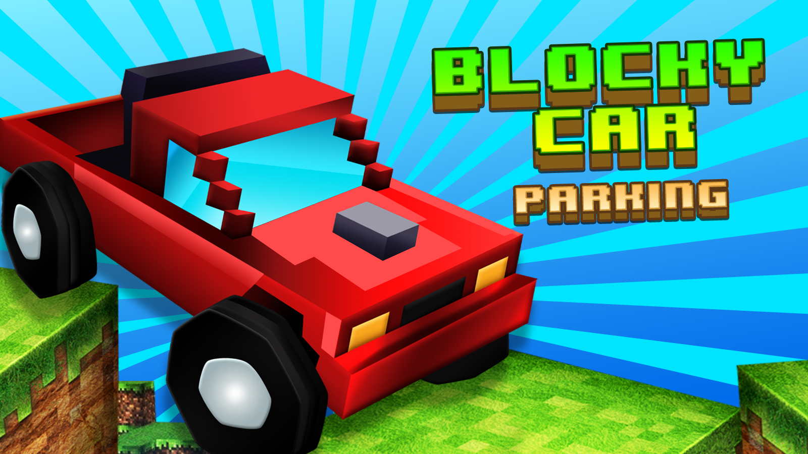 Blocky Roads Parking