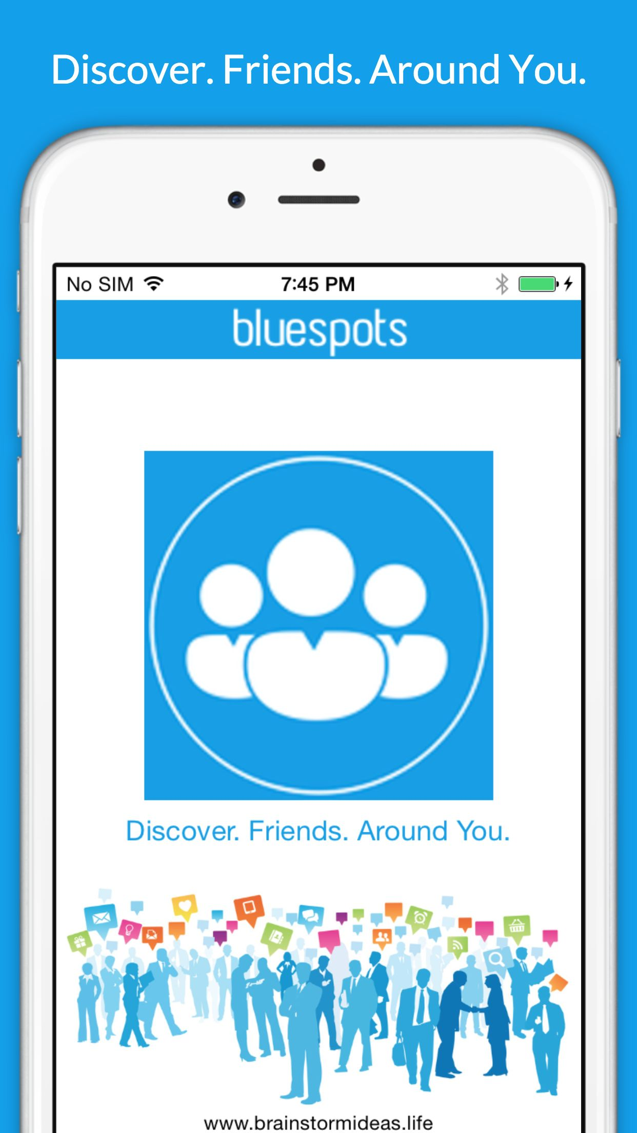 bluespots