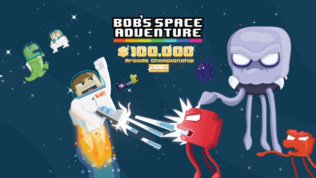 Bob's Space Adventure