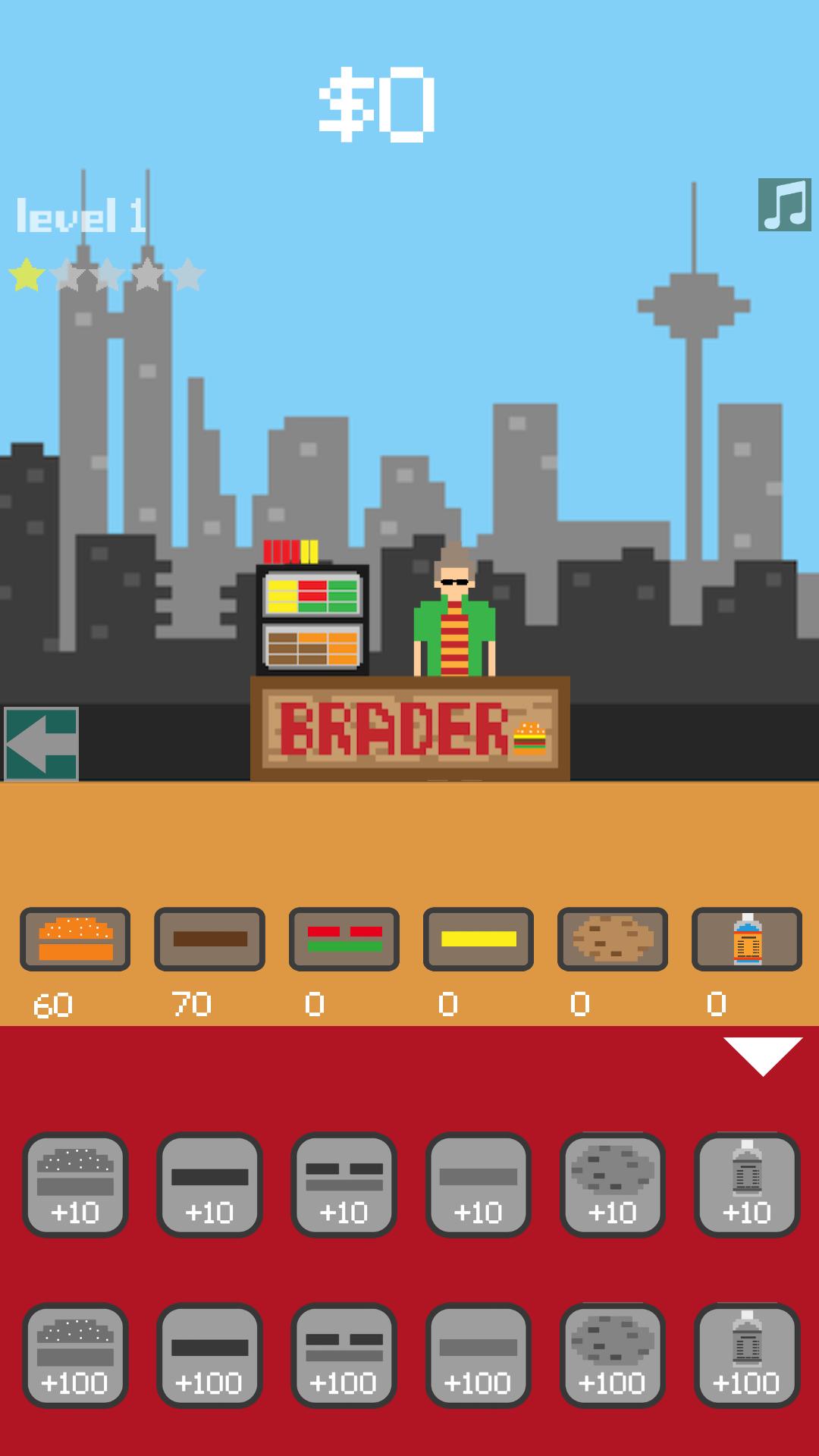 Brader Burger