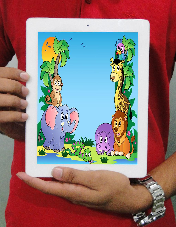 brain games animals for kids