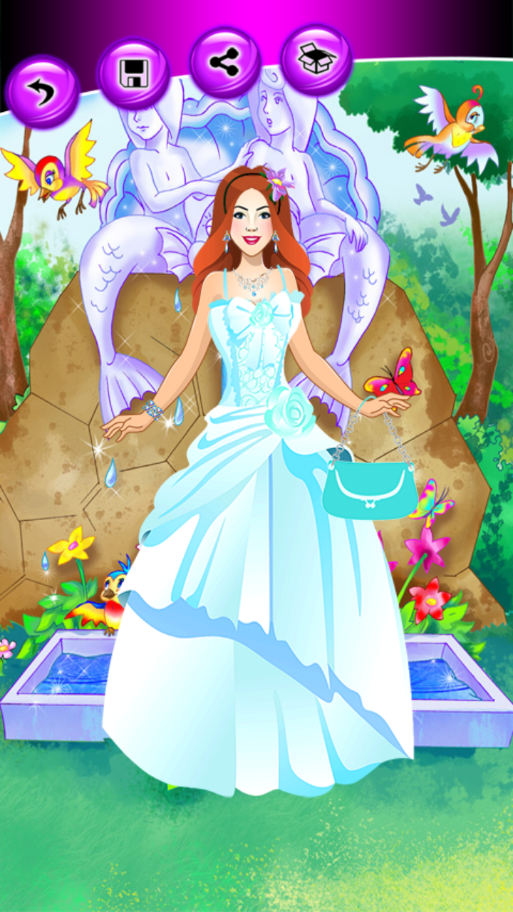 Colorful Free Wedding Dress Up Games Pattern - All Wedding Dresses ...