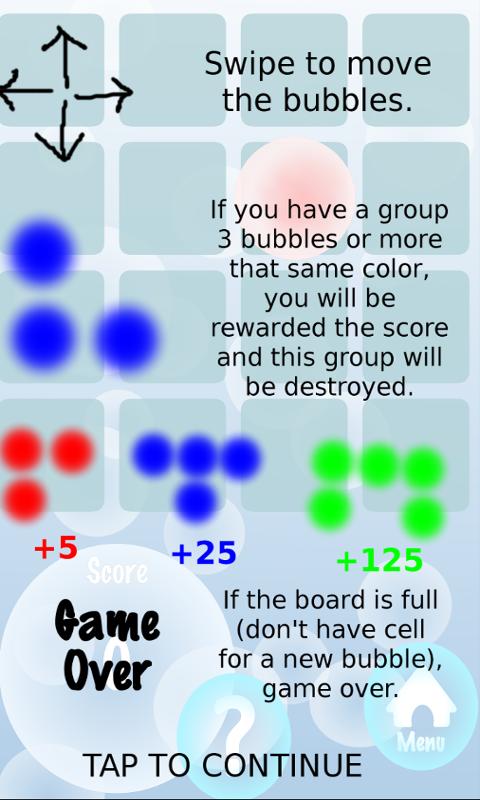 Bubble Board