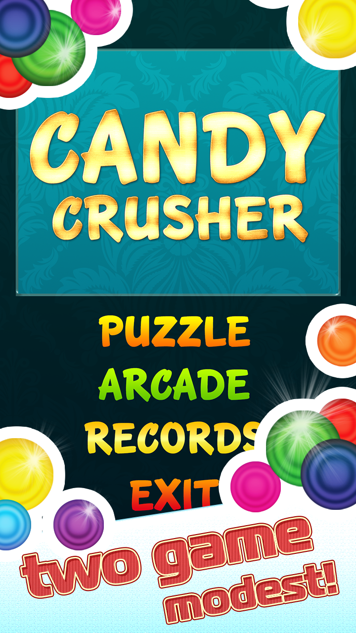 Candy Crusher Bubble shoot