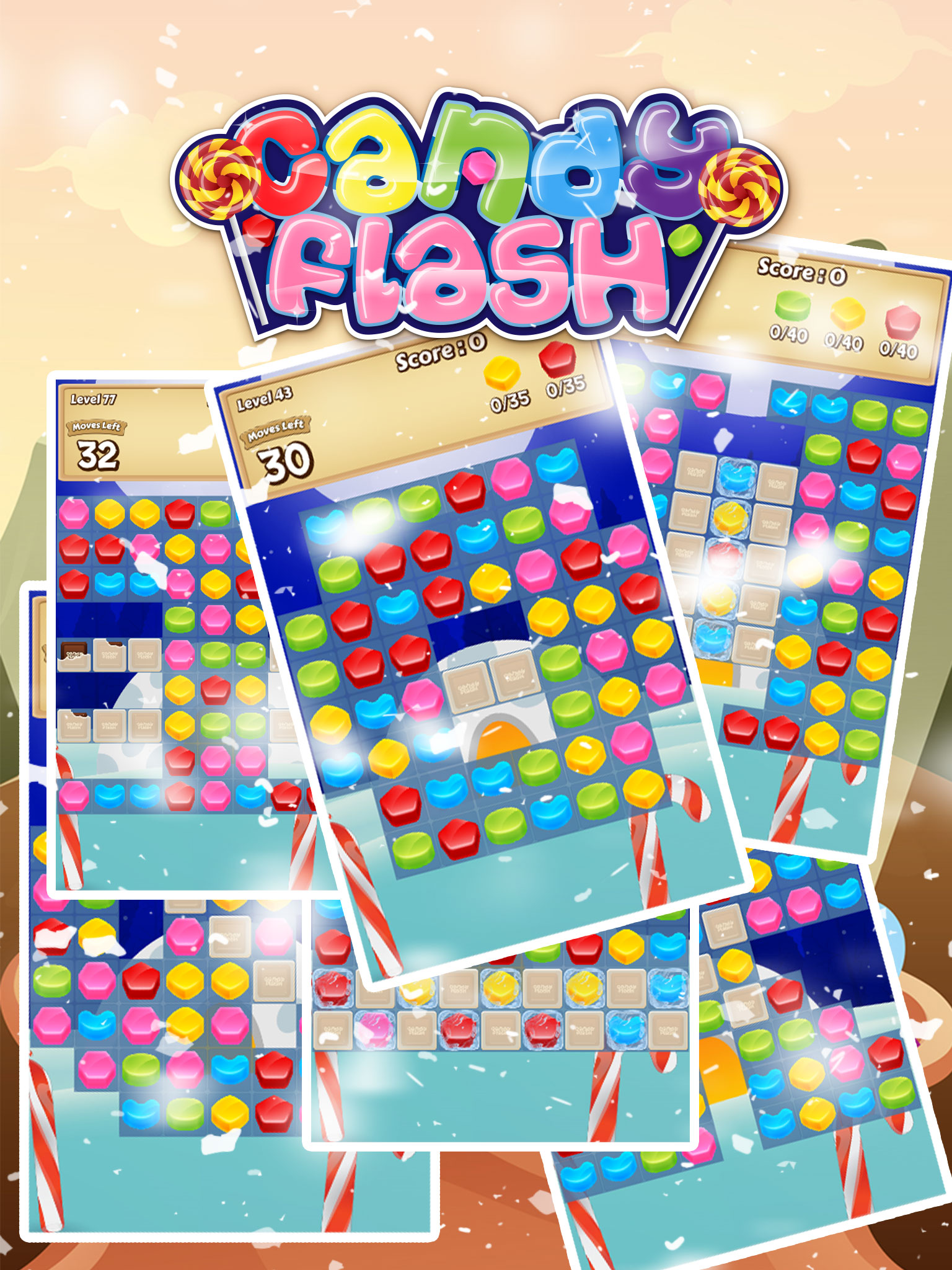 Candy Flash