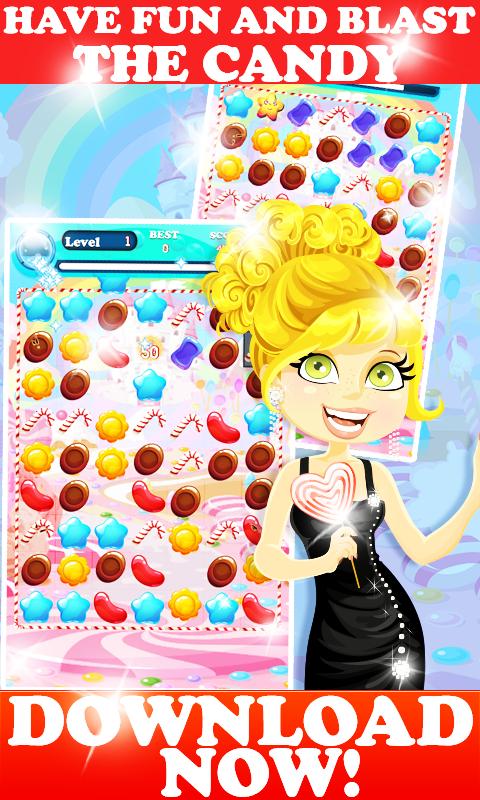 Candy Maker Saga
